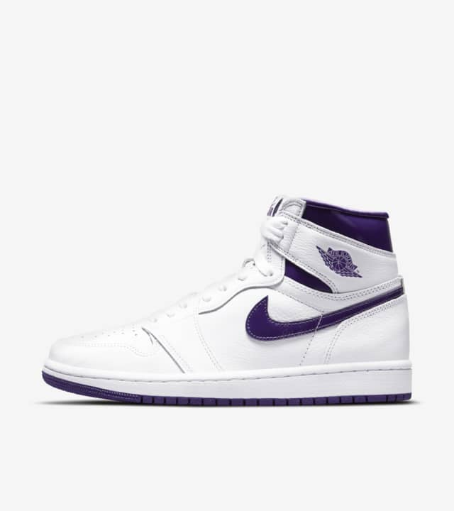 Women's Air Jordan 1 Court Purple CD0461-151