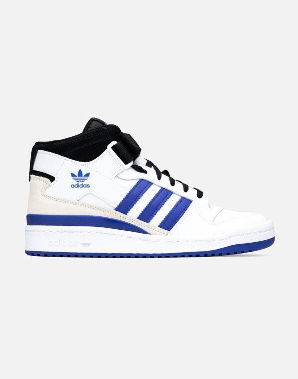 Adidas Forum White Royal Blue FY6796