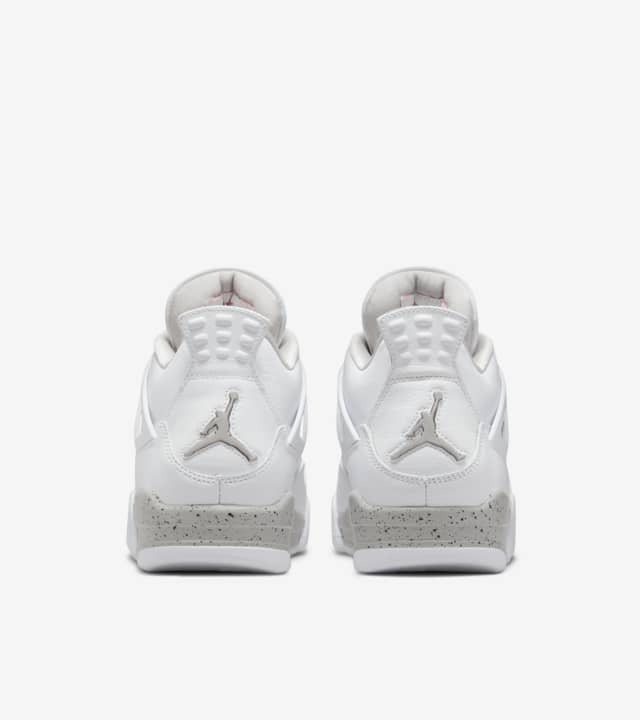 Air Jordan 4 White Oreo CT8527-100