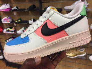 Nike Air Force 1 Sail Multicolor