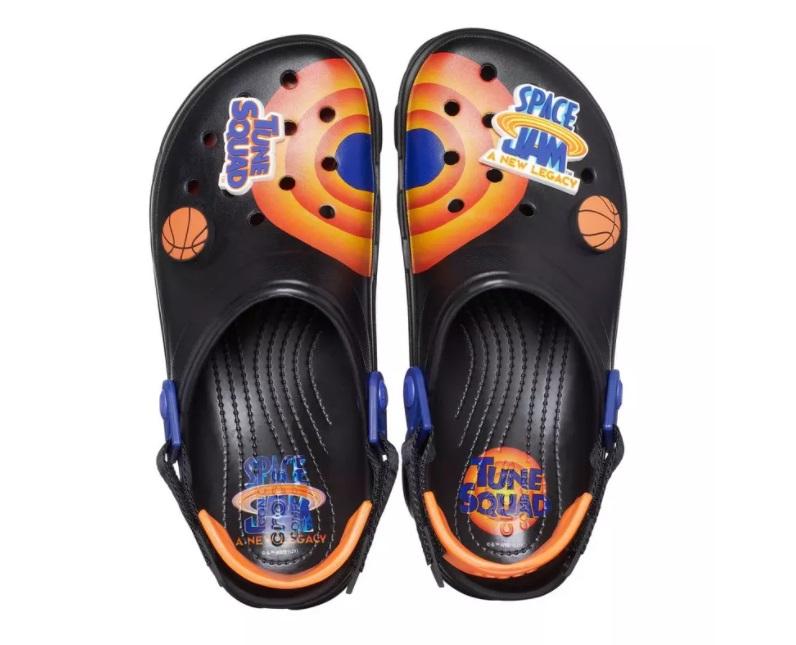 Men's Crocs Space Jam all terrain shoe