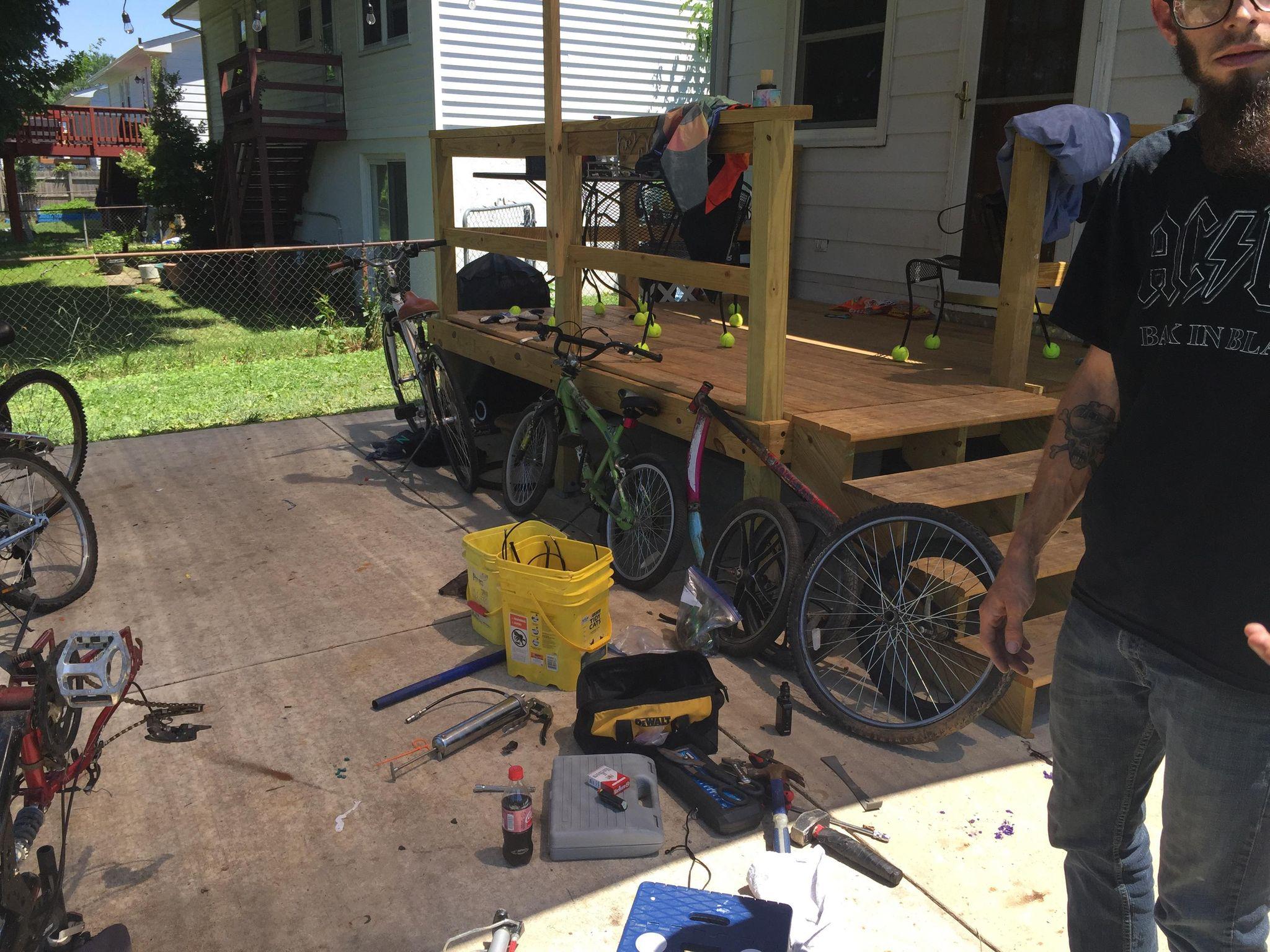 frederick bikes for love 5