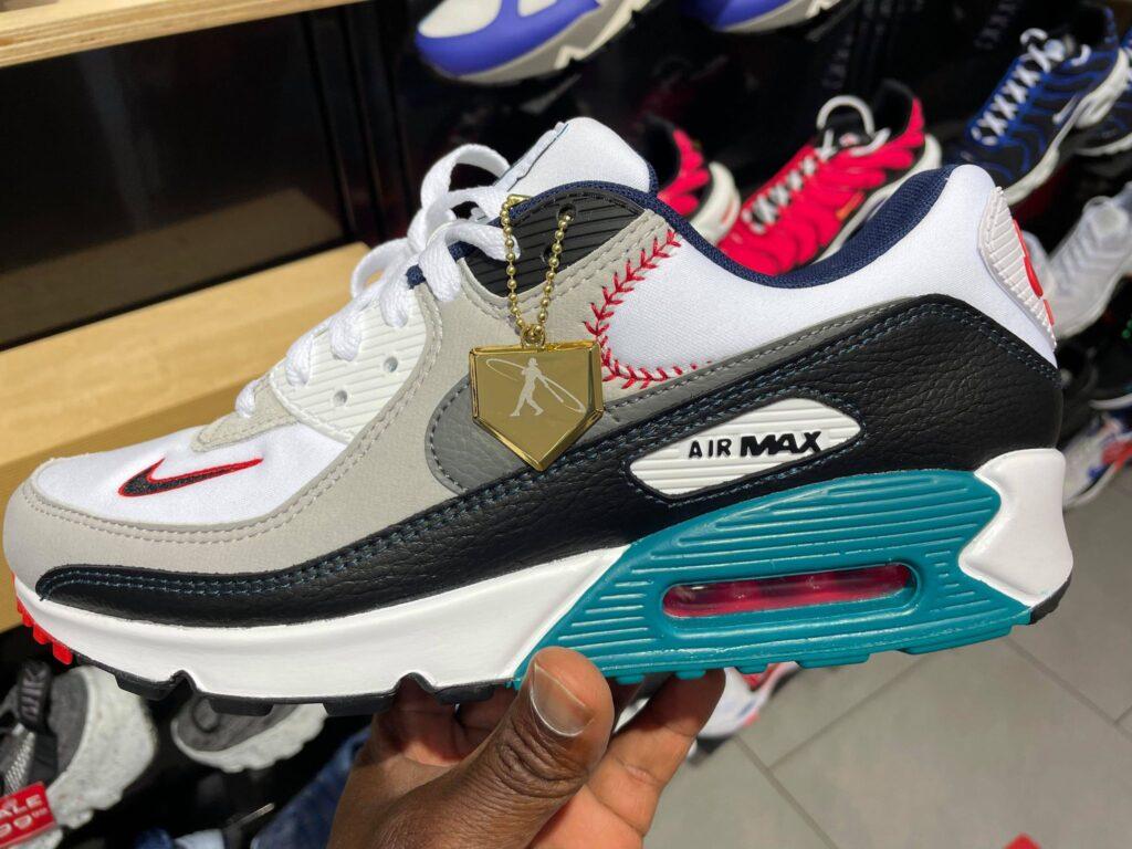 Nike Air Max 90 Griffey JR Freshwater DJ5190-100