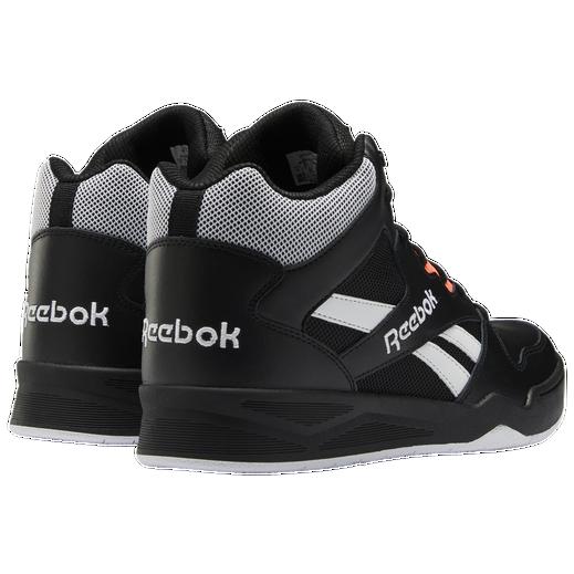 Black & Orange Reebok 4500