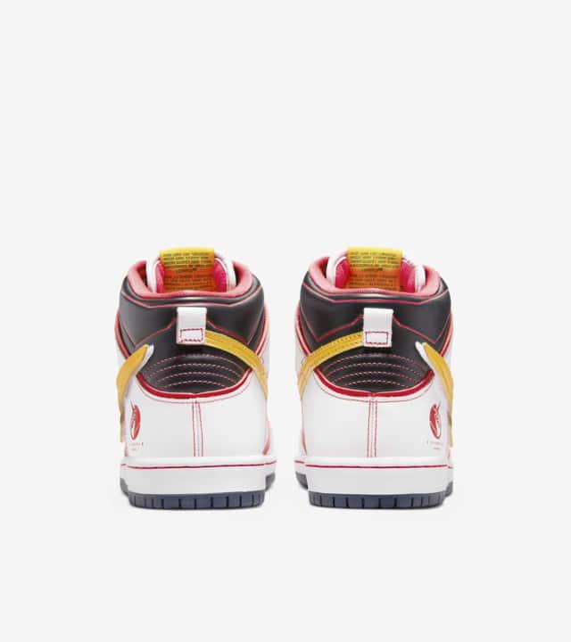 Gundam Nike SB Dunk High DH7717-100