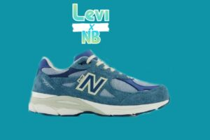 Levi's New Balance 990v3 M990LI3 1