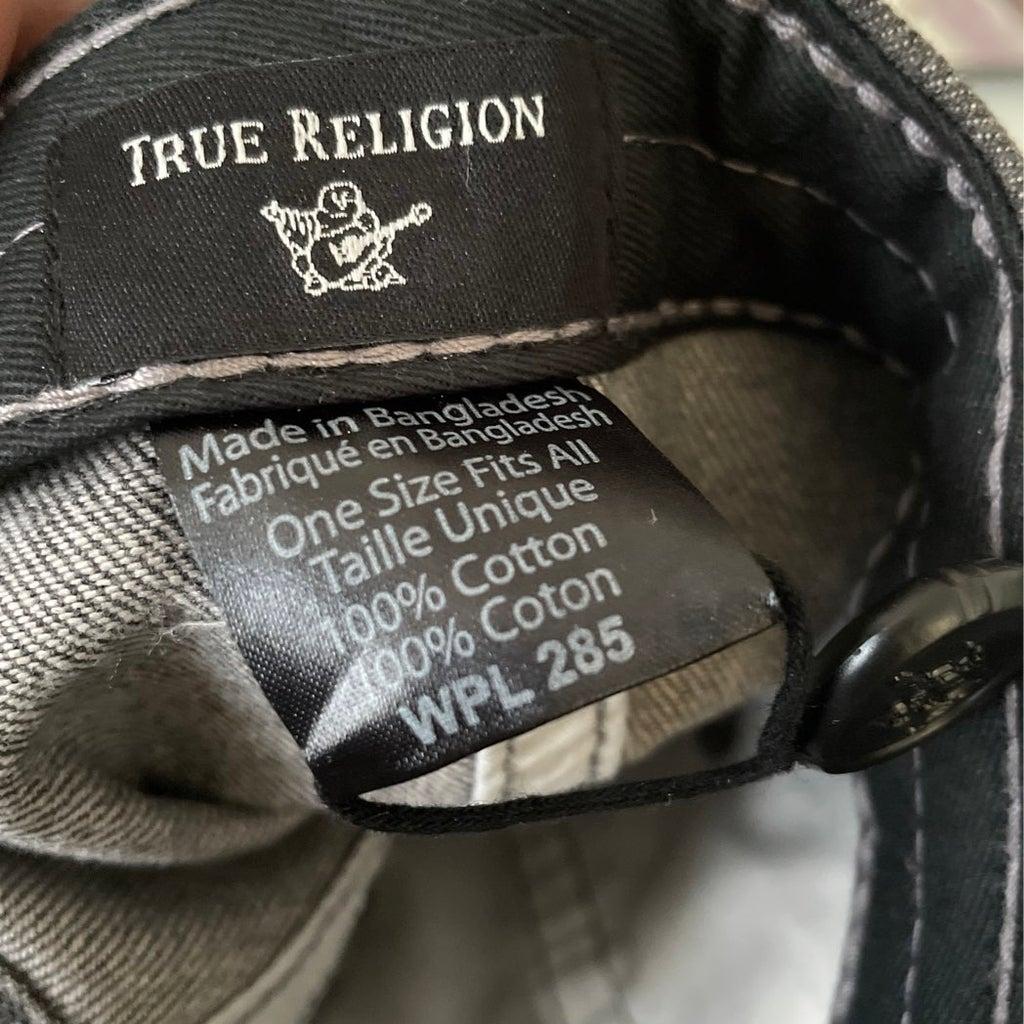 True Religion Distressed Hat