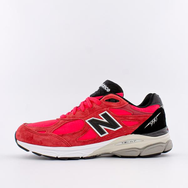 New Balance 990v3 USA Red Black M990pl3