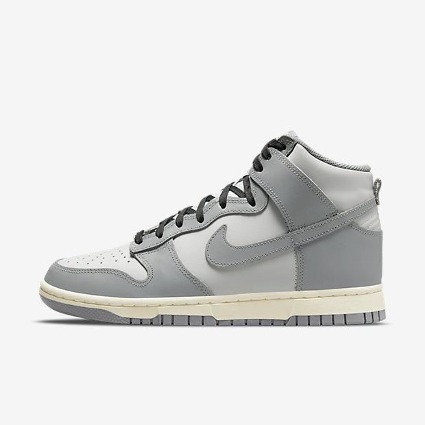 Nike Dunk High Grey Sail DD1869 001