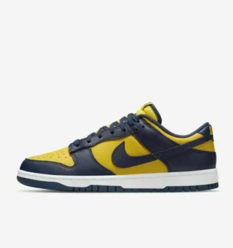 Nike dunk low michigan DD1391 700