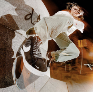 SKATEDELUXE Nike SB Blazer Mid 300x296