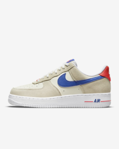 Nike Air Force 1 Coconut Milk Crimson DM8314-100